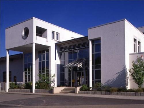 Firmengebäude in Sulzbach