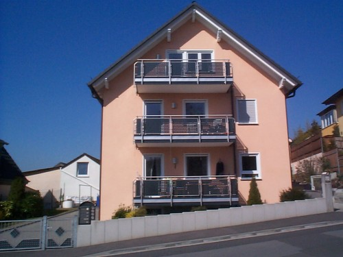 Wohnhausneubau in Obernau